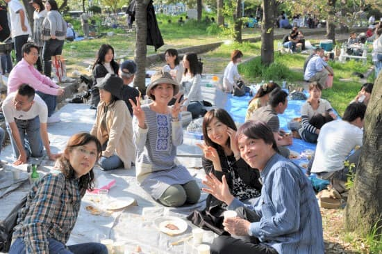 第45回「文化から学ぶ韓国語」~お花見05