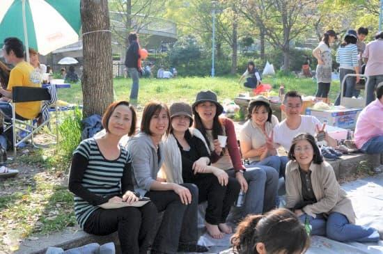 第45回「文化から学ぶ韓国語」~お花見06