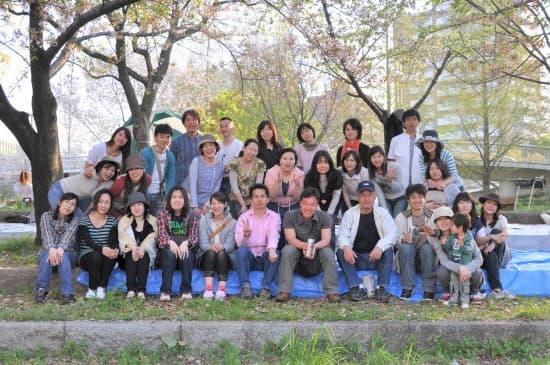 第45回「文化から学ぶ韓国語」~お花見07