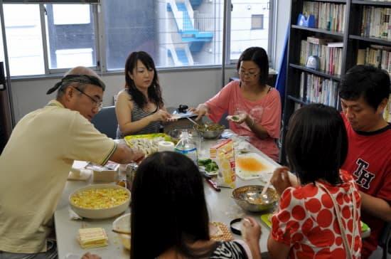 第47回「文化から学ぶ韓国語」~自慢の料理頂上決戦04