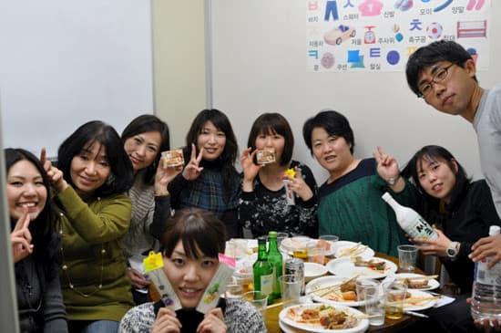 第49回「文化から学ぶ韓国語」~忘年会~06