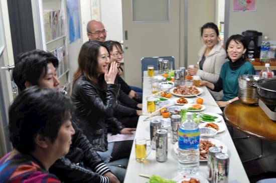 第50回「文化から学ぶ韓国語」~「ユンノリ」大会01