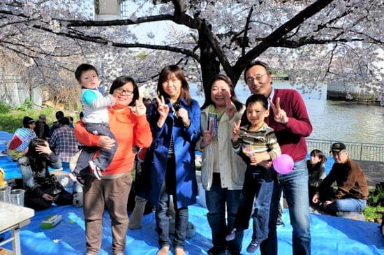 第51回「文化から学ぶ韓国語」~美しい桜の中でお花見~03