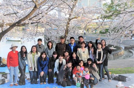 第51回「文化から学ぶ韓国語」~美しい桜の中でお花見~05