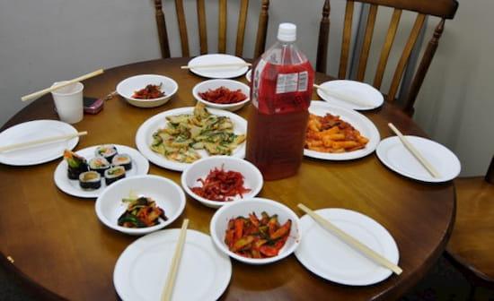 第52回「文化から学ぶ韓国語」C&Cビアーホールオープン02