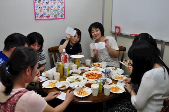 第52回「文化から学ぶ韓国語」C&Cビアーホールオープン03