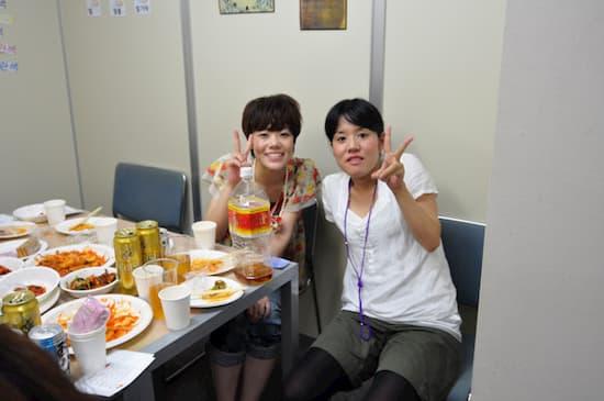第52回「文化から学ぶ韓国語」C&Cビアーホールオープン05