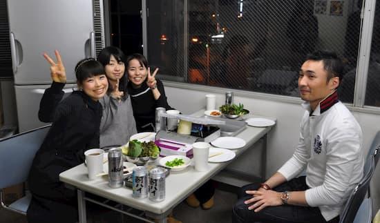 第53回「文化から学ぶ韓国語」~石焼サムギョップサル01