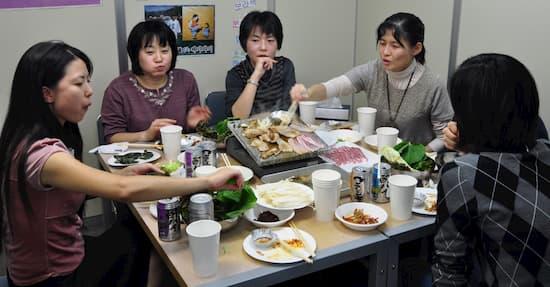 第53回「文化から学ぶ韓国語」~石焼サムギョップサル03
