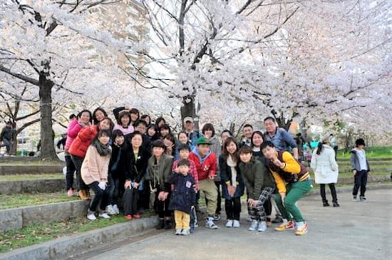 第56回文化から学ぶ韓国語-お花見06