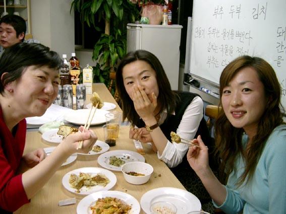 第6回 文化から学ぶ韓国語ーマンドゥ作り05