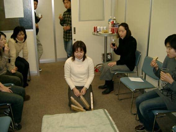 第4回文化から学ぶ韓国語―ユンノリ02