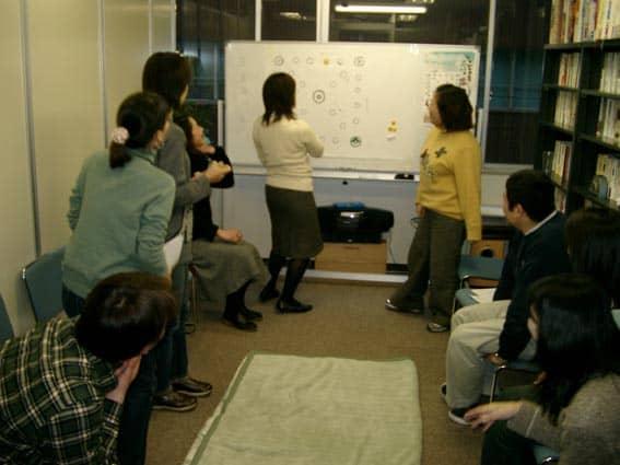 第4回文化から学ぶ韓国語―ユンノリ03