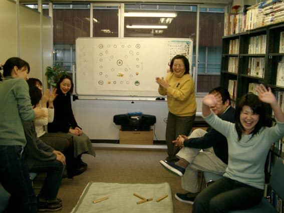 第4回文化から学ぶ韓国語―ユンノリ05