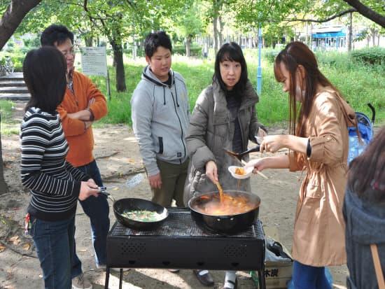 第57回文化から学ぶ韓国語!~料理を作って食べよう01