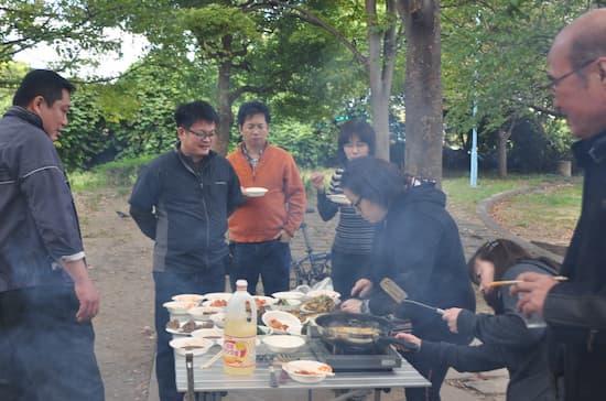 第57回文化から学ぶ韓国語!~料理を作って食べよう06