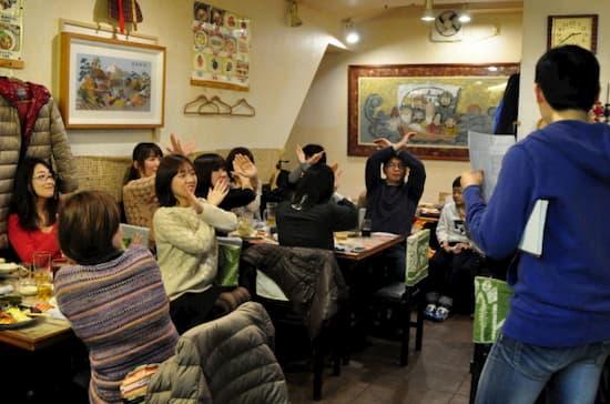 第60回「文化から学ぶ韓国語」-忘年会(송년회)09