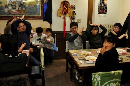 第60回「文化から学ぶ韓国語」-忘年会(송년회)10