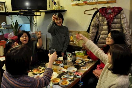 第60回「文化から学ぶ韓国語」-忘年会(송년회)21