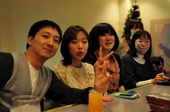 第60回「文化から学ぶ韓国語」-忘年会(송년회)25