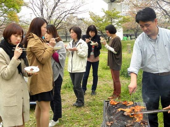 第72回「文化から学ぶ韓国語」-お花見02