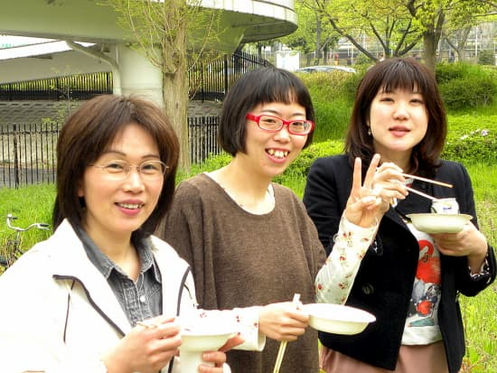 第72回「文化から学ぶ韓国語」-お花見10