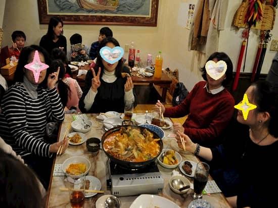 第65回「文化から学ぶ韓国語」忘年会04