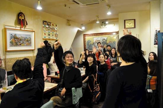 第65回「文化から学ぶ韓国語」忘年会09