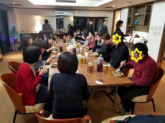 第67回文化から学ぶ韓国語ー忘年会01