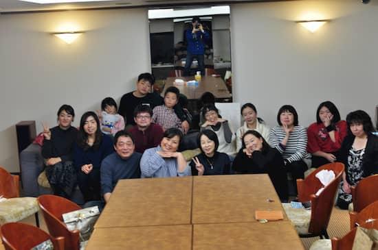 第68回文化から学ぶ韓国語ー忘年会10