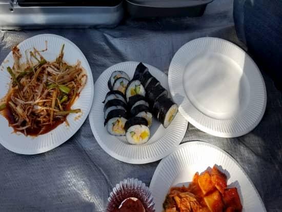 第70回文化から学ぶ韓国語~サムギョプサルパーティー06