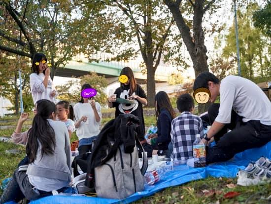 第70回文化から学ぶ韓国語~サムギョプサルパーティー11